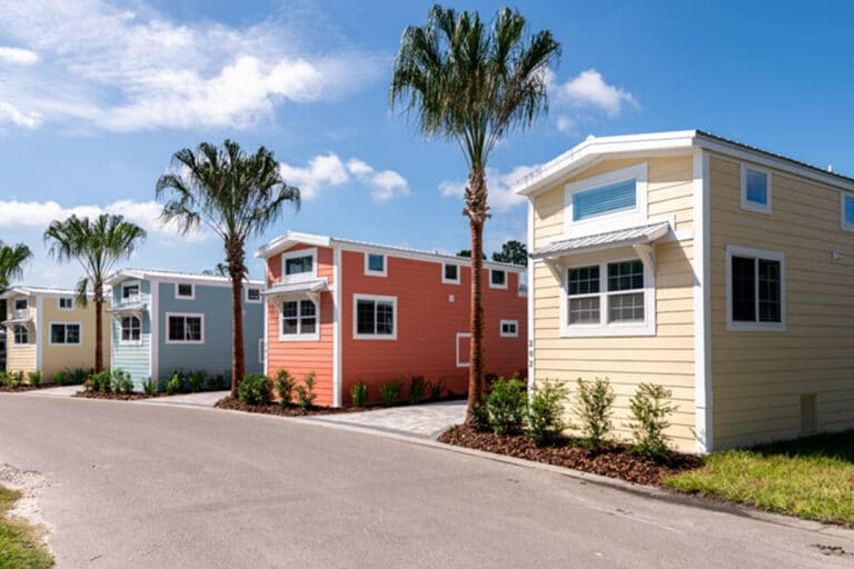 Tiny Manufactured Homes Florida